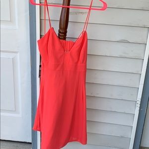 Cute spaghetti strap Express dress, size 10
